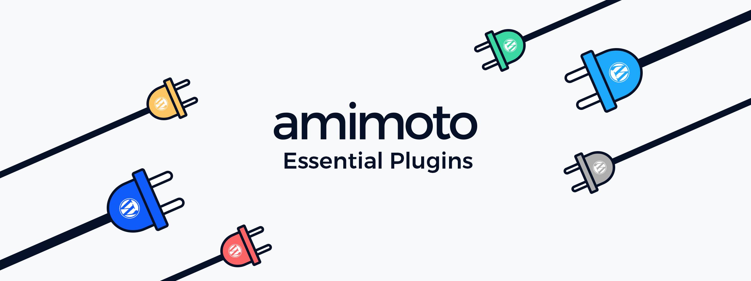 AMIMOTO Essential Plugins - DigitalCube