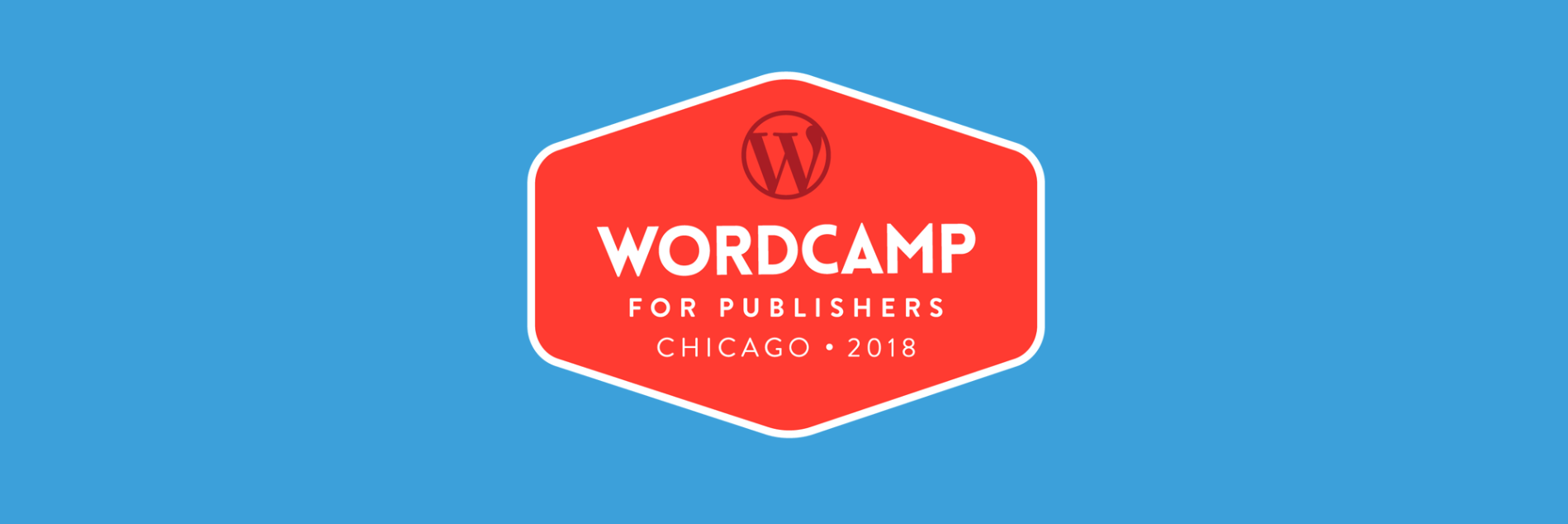 WordCamp for Publishers Chicago banner